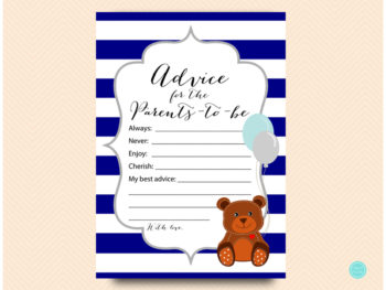 tlc512-advice-for-parents-to-be-blue-teddy-bear-baby-shower-activities