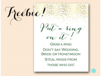bs472g-put-ring-on-it-green-forest-bridal-shower-hens-game-free