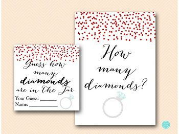 BS443-how-many-diamonds-are-in-the-jar-marsala-red-bridal-shower