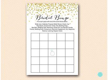 BS46-bingo-guests-prefill-words-gold-confetti-bridal-shower-game