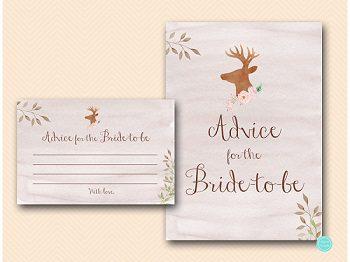 bs461-advice-for-bride-to-be-sign-deer-antler-woodland-bridal-shower-3