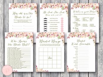 boho-floral-bridal-shower-games-package