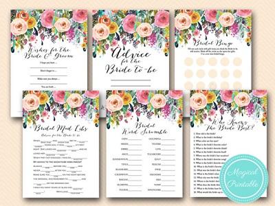 floral-shabby-chic-garden-bridal-shower-games