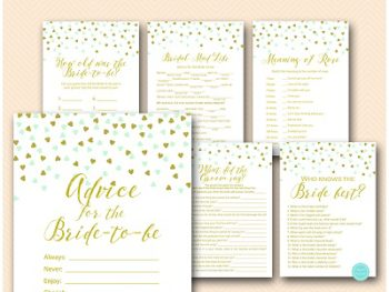 mint-gold-bridal-shower-game-package-download-printable-bs488-bachelorette-hens-party
