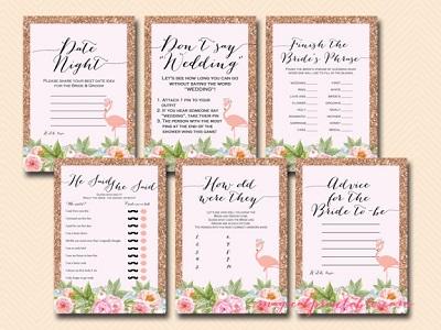 rose-gold-flamingo-bridal-shower-games