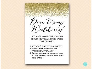 dont-say-wedding-gold-bridal-shower-game-printable 350