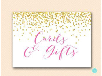 sign-cards-gifts-hot-pink-confetti-bridal-shower-sign-1