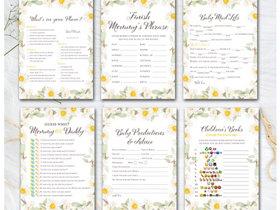 spring-themed-baby-shower-games