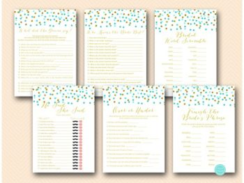 tiffany-robin-egg-blue-and-gold-bachelorette-game-bridal-shower