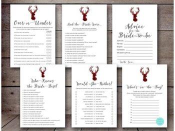 winter-bridal-shower-games-christmas-lumberjack-antler-deer-1