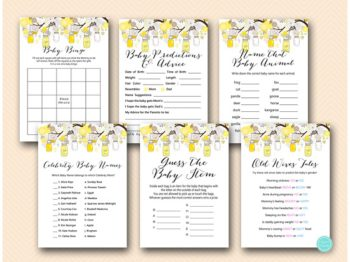 yellow-mason-jars-gender-neutral-baby-shower-games-printable-bs507