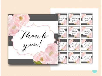 bs150-thank-you-tags-2inches-gray-stripes-floral-bridal-shower-tags-1