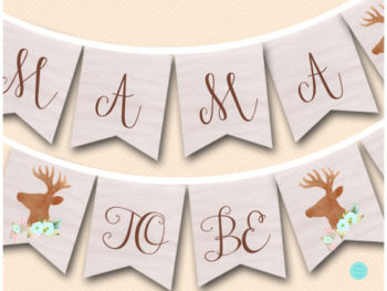 rustic-woodland-mama-to-be-baby-shower-banner-blue-e1503446004999