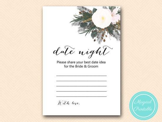 BS437-date-night-card-vintage-white-flower-bridal-shower-game