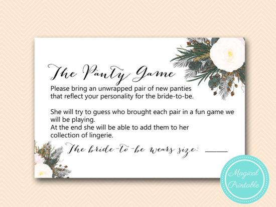 BS437-panty-game-cards-vintage-white-flower-bridal-shower-game