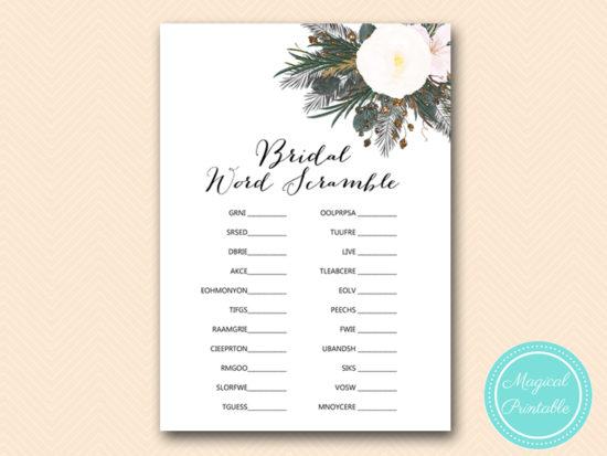 BS437-scramble-bridal-words-vintage-white-flower-bridal-shower-game
