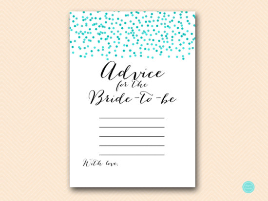 BS441-advice-for-bride-tiffany-aqua-confetti-bridal-shower