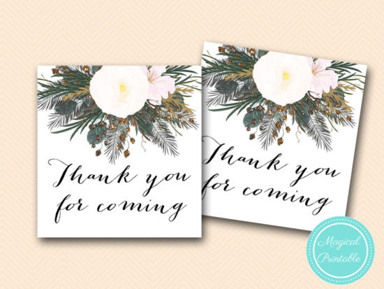 SN437 THANK-YOU-TAGS-white-floral-bridal-shower-favors-wedding-thank-you