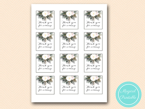SN437 THANK-YOU-white-floral-bridal-shower-favors-wedding-thank-you
