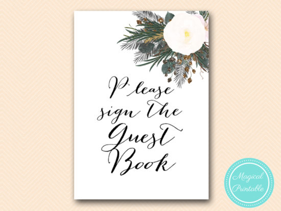SN437-sign-guestbook-please-vintage-white-flower-bridal-shower-sign-wedding