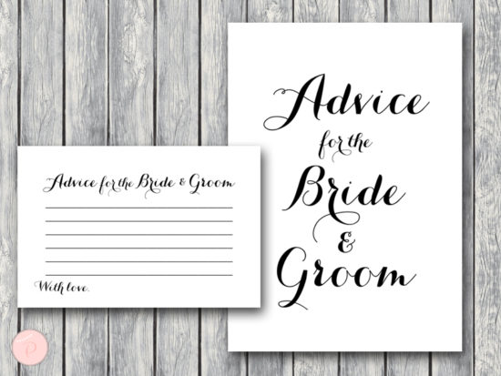TG08-5x7-advice-for-bride-and-groom-sign