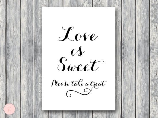 TG08-5x7-sign-love-is-sweet-take-a-treat