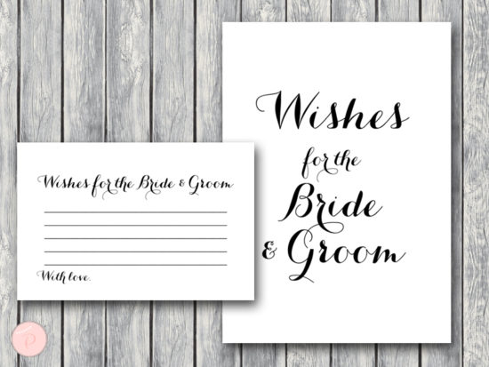 TG08-5x7-wishes-for-bride-and-groom-sign