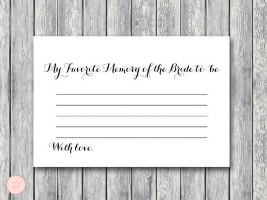 TG08-6x4-favorite-memory-of-bride-card