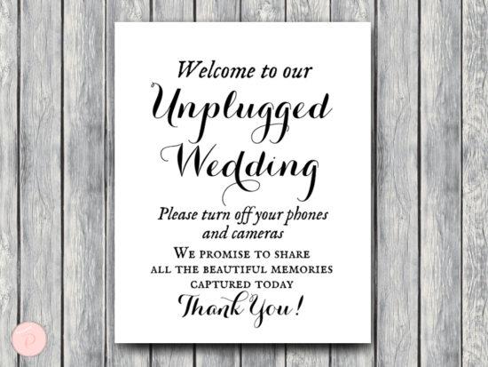 TG08-8x10-sign-unplugged-wedding