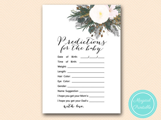 TLC437-predictions-for-baby-vintage-white-flower-baby-shower-game