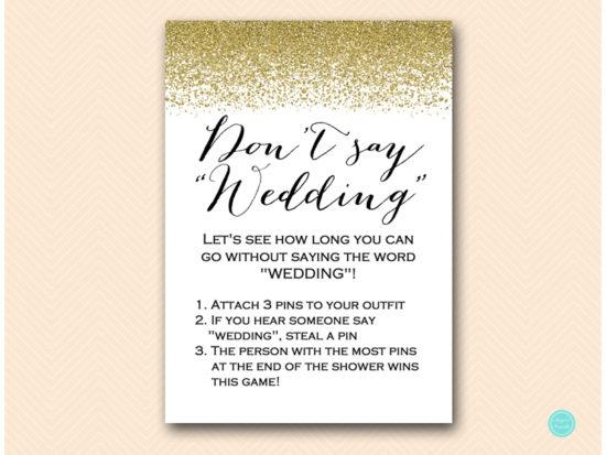 dont-say-wedding-gold-bridal-shower-game-printable