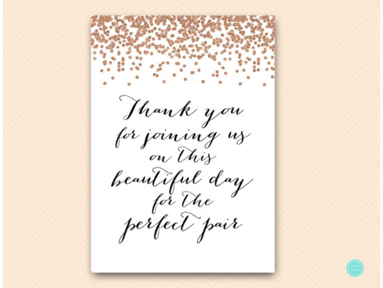 bs155-sign-thank-you-perfect-pair-rose-gold-bridal-shower-decoration-sign