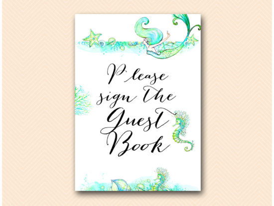 bs446-sign-guestbook-mermaid-brida-shower-sign-beach