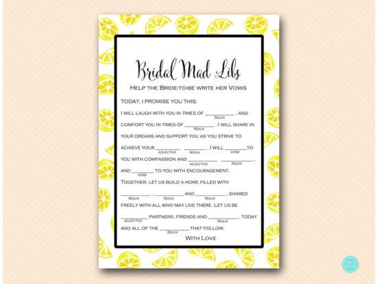 bs455-mad-libs-help-bride-write-vows-summer-lemon-bridal-shower-game