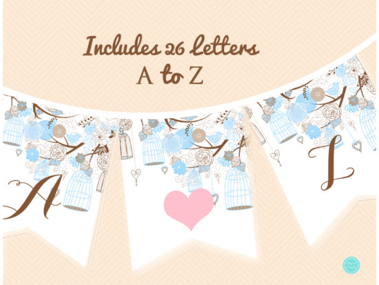 blue-bridal-shower-decoration-banner-baby-boy-banner-sn456