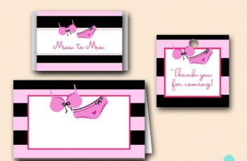 SN450 lingerie-bridal-shower-decoration-labels-tags-water-bottle