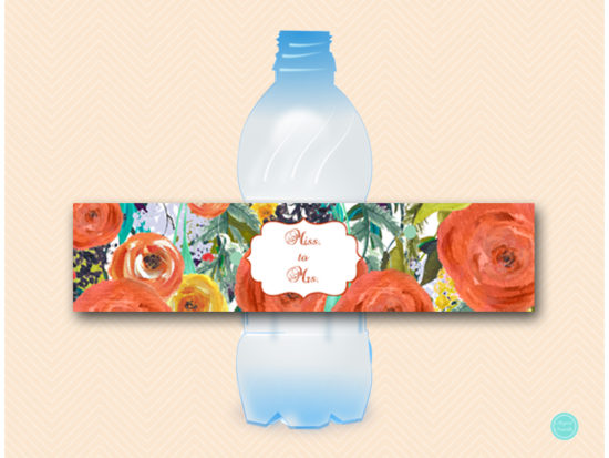 sn451-water-bottle-label-fall-in-love-bridal-shower-autumn-decoration