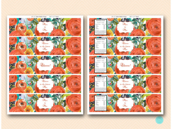 sn451-water-bottle-label-fall-in-love-bridal-shower-autumn-decoration-label