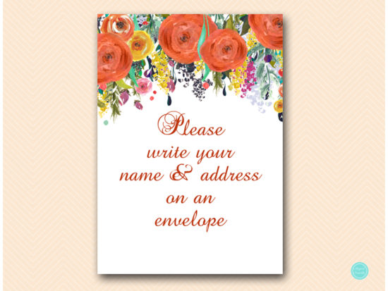 sn451-sign-address-name-on-envelope-autumn-fall-in-love-bridal-shower-sign-baby