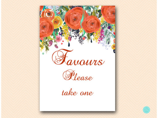 sn451-sign-favours-autumn-fall-in-love-bridal-shower-sign-baby