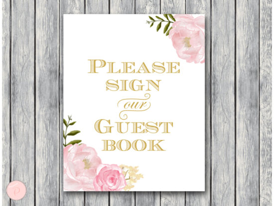 tg09-guestbook-pink-gold-peonies-wedding-decoration-sign