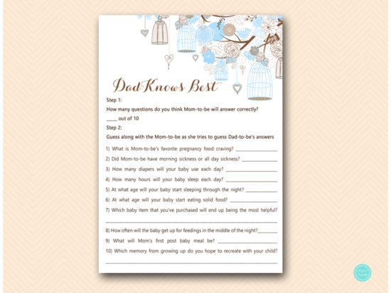 tlc456-dad-knows-best-tweet-bird-blue-boy-baby-shower