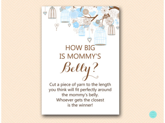 tlc456-how-big-is-mommys-tweet-bird-blue-boy-baby-shower
