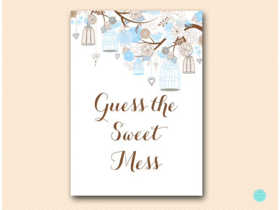 tlc456-sweet-mess-sign-tweet-bird-blue-boy-baby-shower
