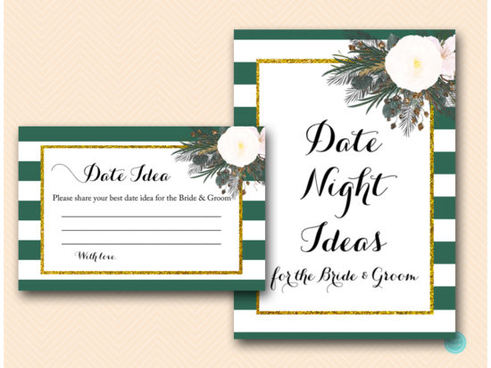 bs460-date-night-card-6x4-forest-green-white-floral-bridal-shower
