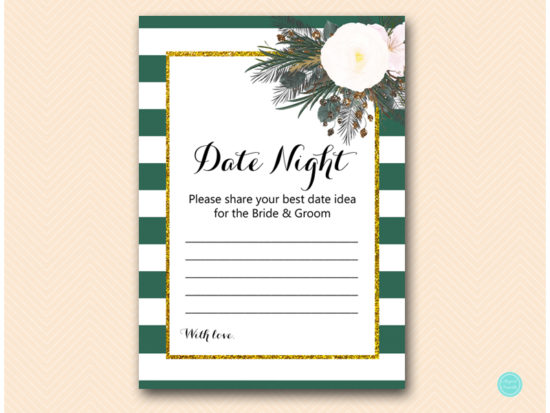 bs460-date-night-card-forest-green-white-floral-bridal-shower