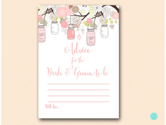 bs459-advice-for-bride-and-groom-pink-marson-jars-bridal-shower