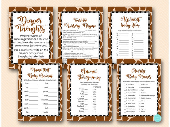 giraffe-baby-shower-game-package-printable-jungle-safari