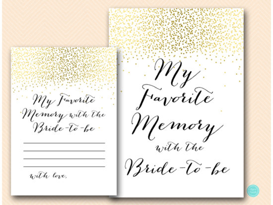 bs472-favorite-memory-with-bride-sign-gold-bridal-shower-games