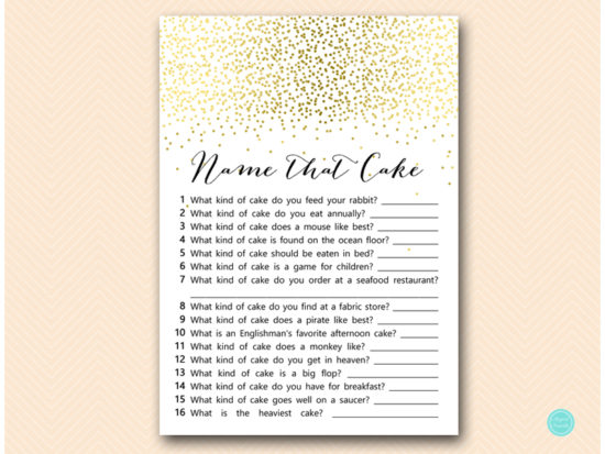 bs472-name-that-cake-gold-bridal-shower-games